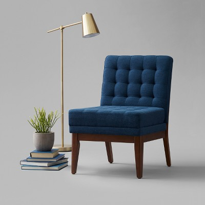 Accent Blue Chairs