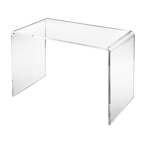 Shop Clear Acrylic Writing Desk - Overstock - 91726