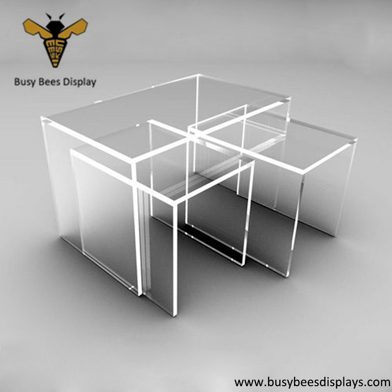 Clear Acrylic Desk, Chair and Acrylic Furniture Supplier - Busy Be