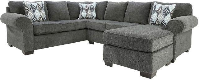 Affordable Furniture Charisma Smoke Sectional-3050-SECT-CHARISMA .