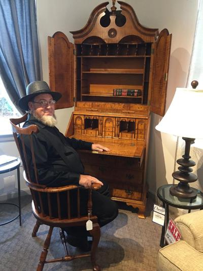 Chairho Furniture features first-ever Amish furniture month .