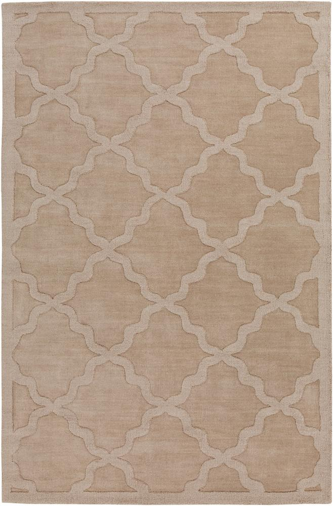 Artistic Weavers Central Park AWHP-4020 Khaki Area Rug | The Rug Sto