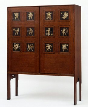 History of British Furniture Styles-Aestheticism and Arts and .
