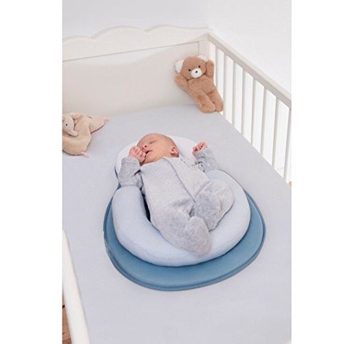 Amazon.com : Portable U Shape Anti Rollover Baby Bed Mattress and .