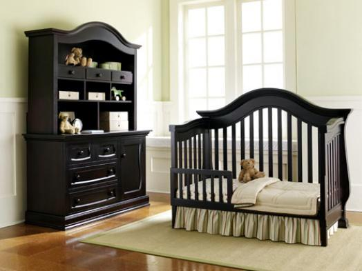 5 practical ideas for convertible baby cot designs in nursery .