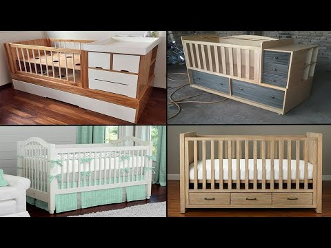 Baby cot ideas stylish baby cot design - YouTu