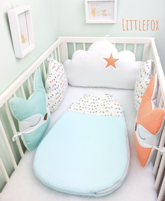 Baby cot bumpers – RELOCATING TO IRELA