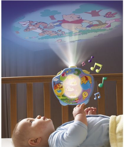 Tomy-Winnie-the-Pooh-Night-Light-Music-Projectors-Cot-Crib-Mobiles .