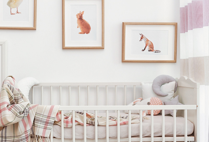 55 Creative Baby Room Themes | Shutterf