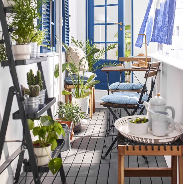 Best Balcony Furniture Ideas For Small Spac