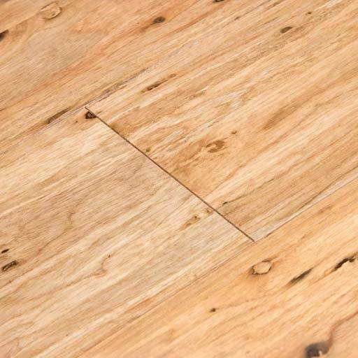 Eucalyptus Natural Fossilized Smooth Bamboo Floor - Wide T