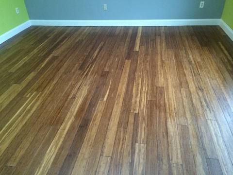 Refinishing Your Bamboo Floors | Bamboo flooring cleaning .