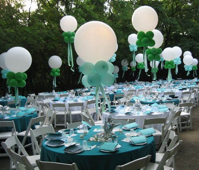Banquet Table Decorations | ... Table Setting Ideas Course for .