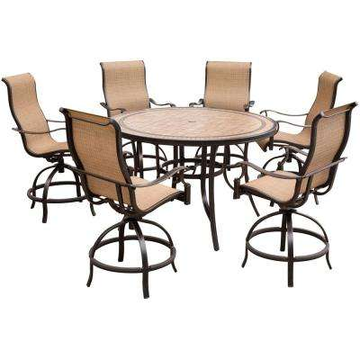 Bar Height - Coastal - Patio Dining Sets - Patio Dining Furniture .