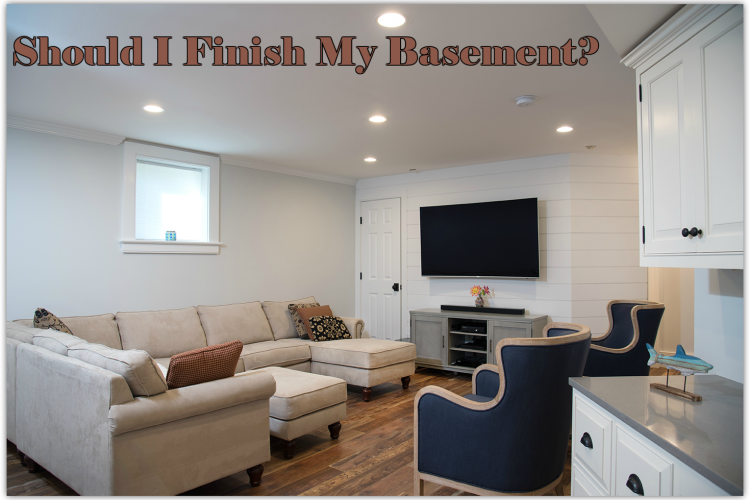 6 Finished Basement Ideas - New Dimension Constructi