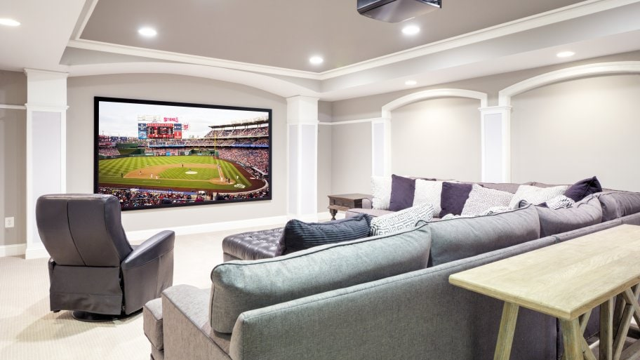 6 Great Ideas for the Basement   Angie's Li