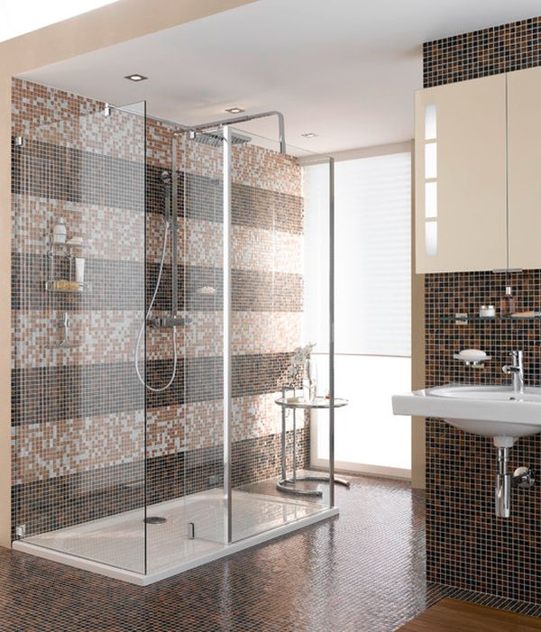 Save valuable space in your bathroom using shower caddi