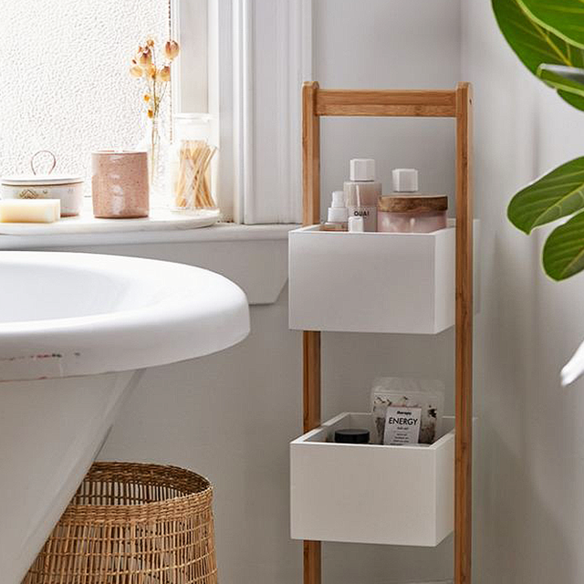 15 Small Bathroom Decorating Ideas and Products - Cool Bathroom Dec