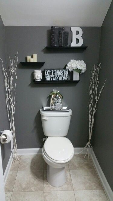 A soft, inviting, budget friendly bathroom remodel for less than .