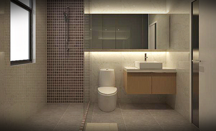 Modern Bathroom Designs For Small Spaces - putra sulung - Medi