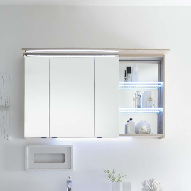 Bathroom Mirror Cabinet: Ideal to Bring Some Atmosphere — Office .