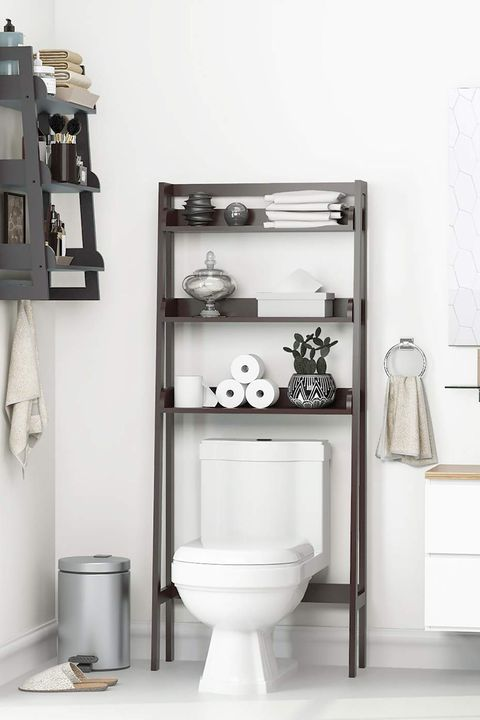 20 Bathroom Organization Ideas - Best Bathroom Organizers to T
