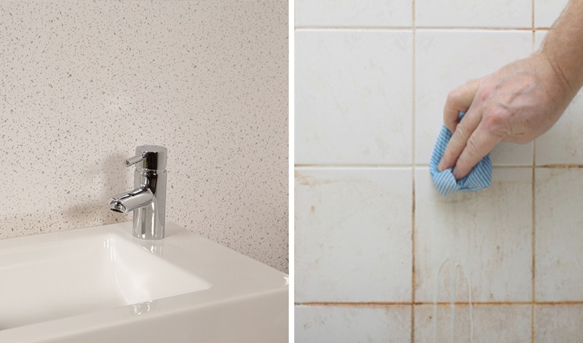 Shower Wall Panels vs Ceramic Tiles: Which is Better? | Igloo Surfac