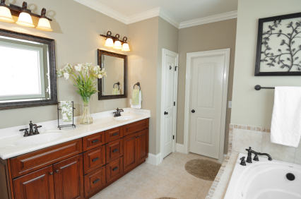 Bathroom Decoration Plans: Modern Bathroom Renovation Simple .