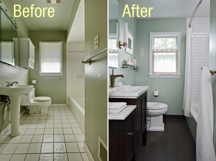 55+ Bathroom Remodel Ideas | Small bathroom renovations, Bathroom .