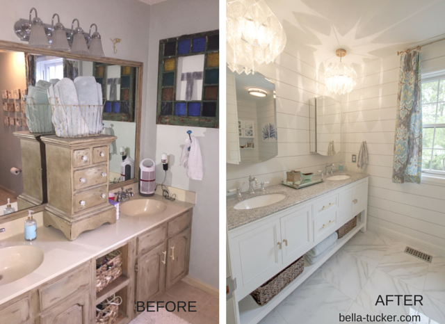 Bathroom Remodeling on a Budget - Bella Tuck