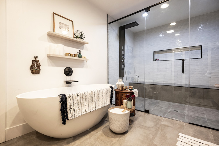 10 of Our Favourite 2019 Bathroom Renovations From HGTV Sho