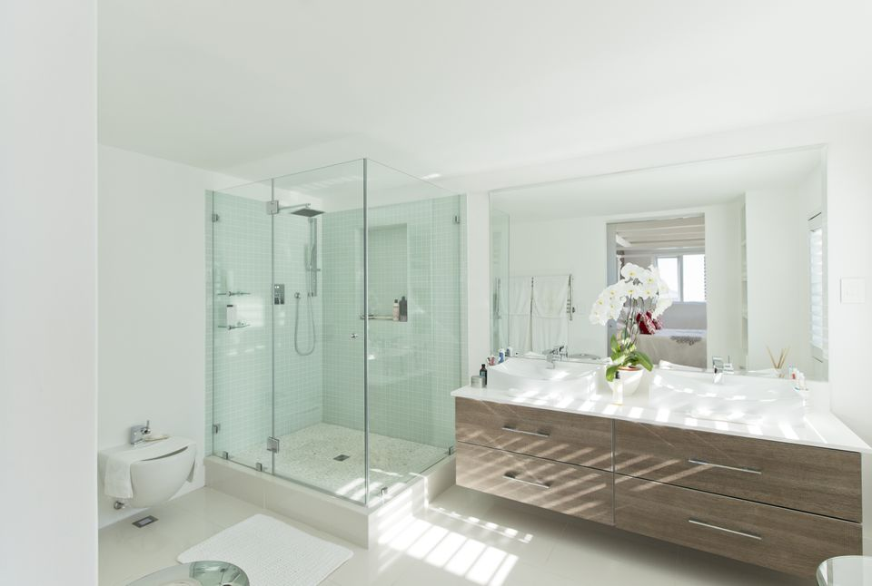 13 Beautiful Shower Ideas for Your Inspirati