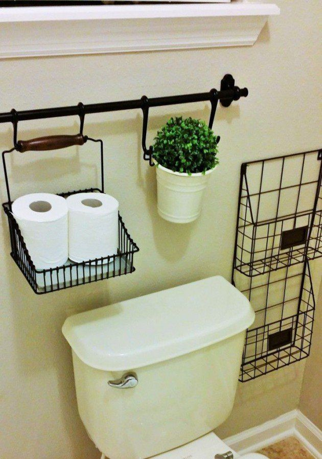 19 Super Smart Bathroom Storage Ideas That Everyone Need To See .