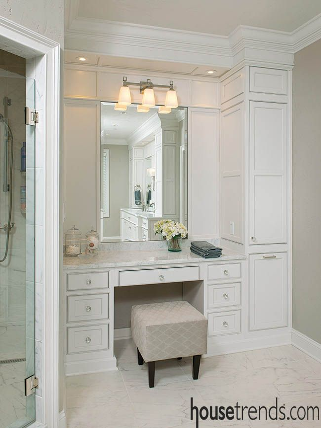 Bathroom storage cabinet keeps things neat and tidy | Master .