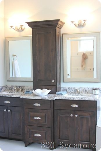 favorite home from parade of homes | Bathroom remodel master .