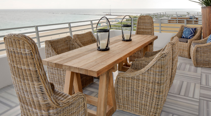 How to Choose Wicker Furniture - Beachfront Dec