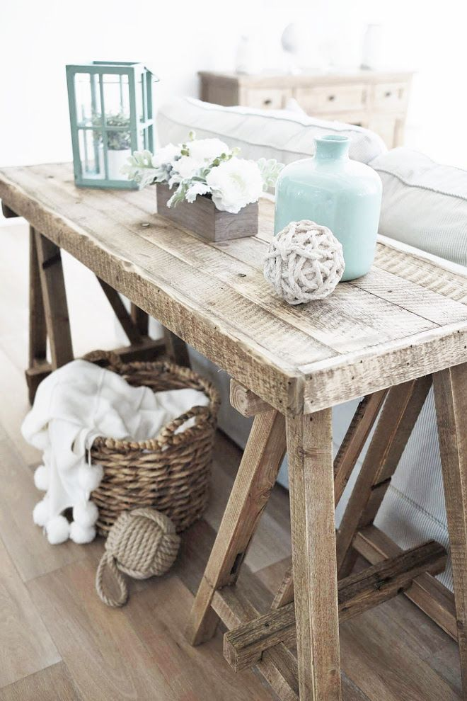 Beach Cottage Decor For Every Room In Your Home | Beach house .