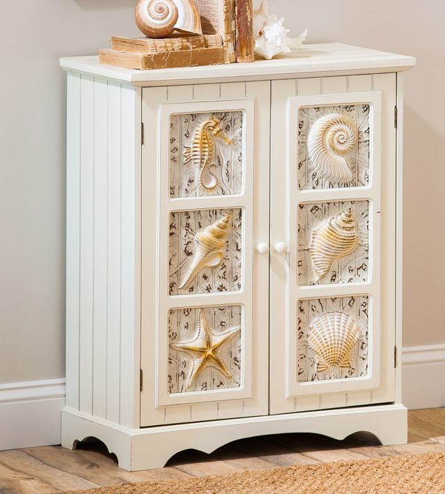 Beach Style Furniture: Beach Style Shelves & Cabinets|Bella .