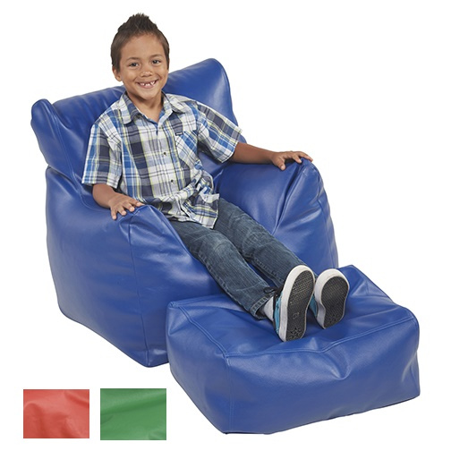 Kids reading chairs, Bean Bags, Lounge chairs for kids, toddler .