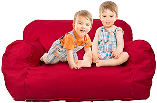 Amazon.com: Livebest Soft Kids Bean Bag Chair Seat Toddler Memory .