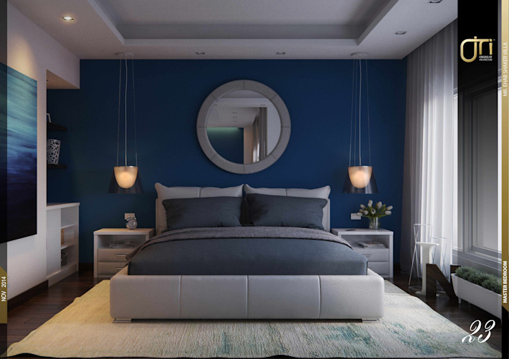 The best bedroom colour ideas for a trendy look | homi