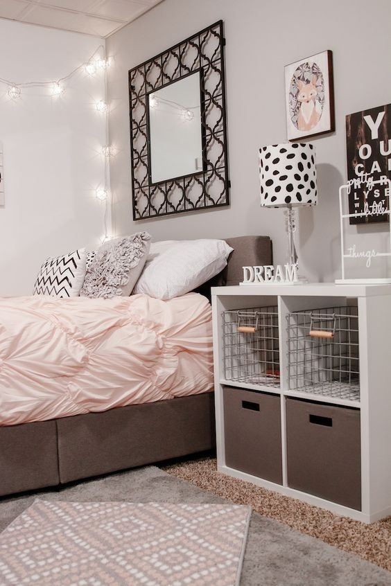 Teens Bedroom Decor Room Teena – Saltandblu