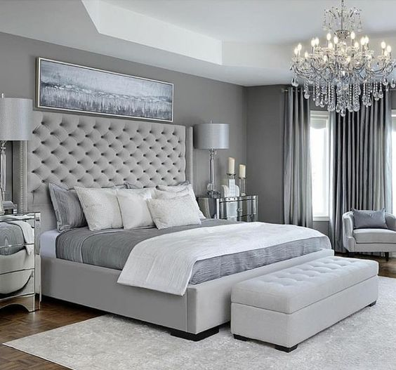 Why You Must Paint Your Bedroom Grey | Decohol