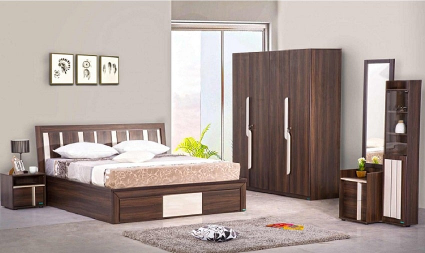 Furnish your bedroom with the perfect furniture set - Viri