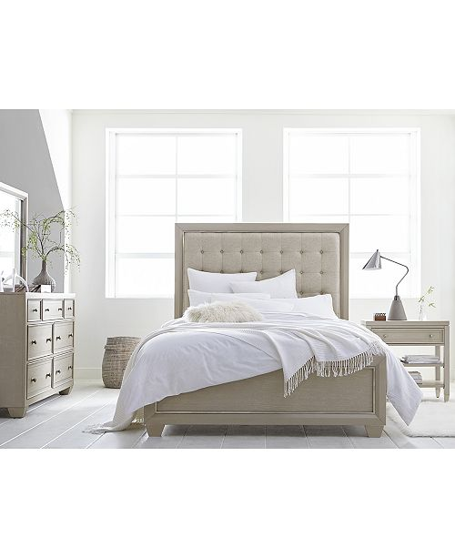 Furniture Kelly Ripa Kendall Bedroom Furniture, 3-Pc. Set (Queen .