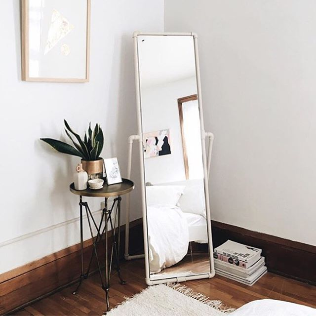 cute little corner | bedroom mirror, home inspiration, house .