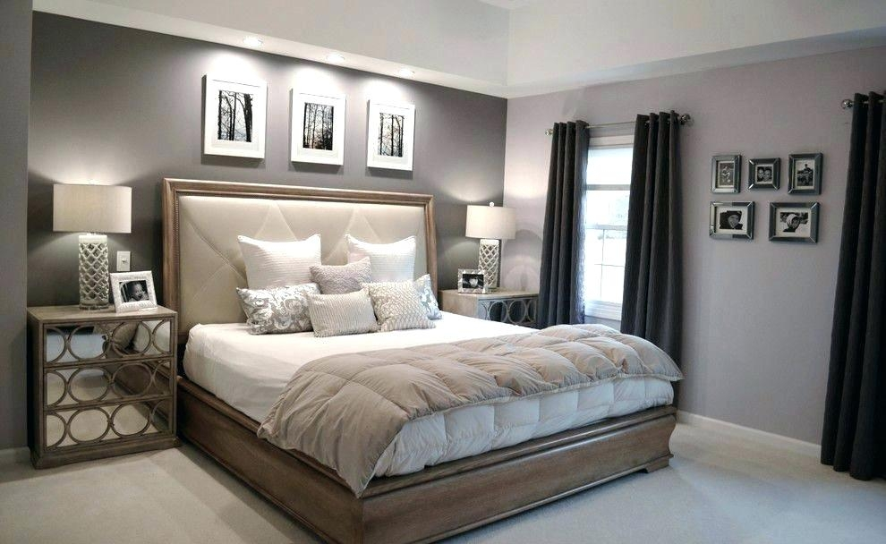 Painting Bedroom Ideas Pictures Gray Paint Homes Relaxing Living .