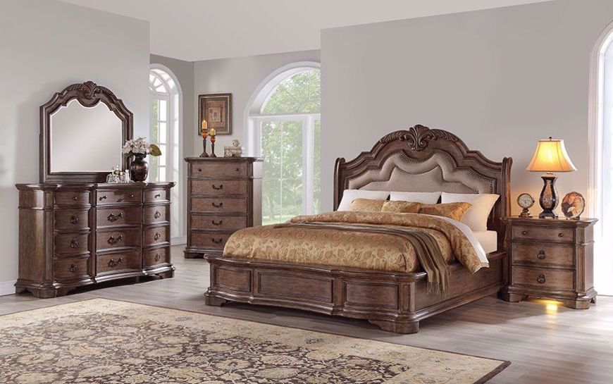 SAN MATTHIEU BEDROOM SET: Only $2,999.00 - queen bedroom sets .