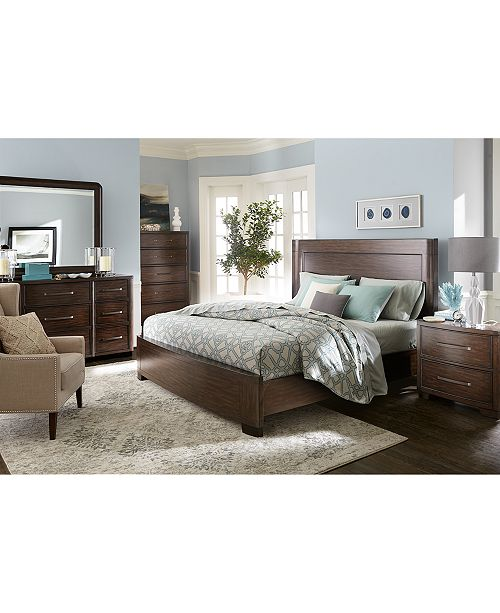 Furniture Closeout! Fairbanks Bedroom Furniture Collection .