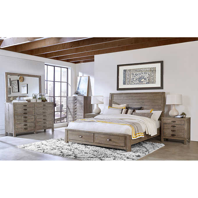 Dandridge 6-piece Queen Storage Bedroom S